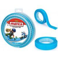 Mayka stavebnicová páska velká 2 m světle modrá