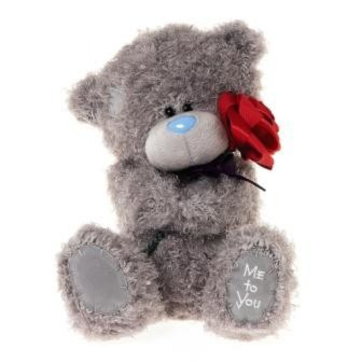 Me to you - Medvídek s růží 25 cm
