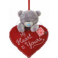 Me to you Medvídek se srdcem 14 cm