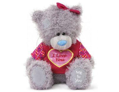 Me to you - Medvídek v tričku 14,5 cm