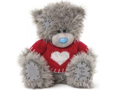 Me to you Medvídek v tričku srdce