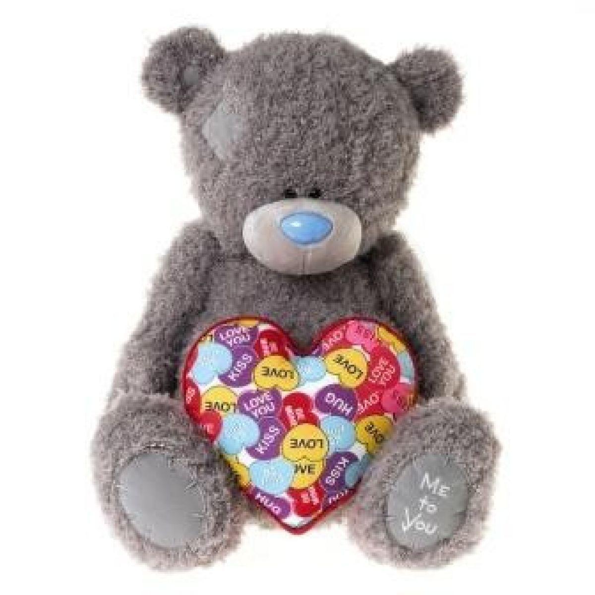 Me to you - Medvídek se srdcem 44 cm
