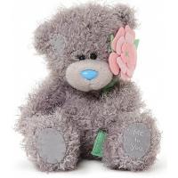 Me to you Medvídek s květinou 12,5 cm