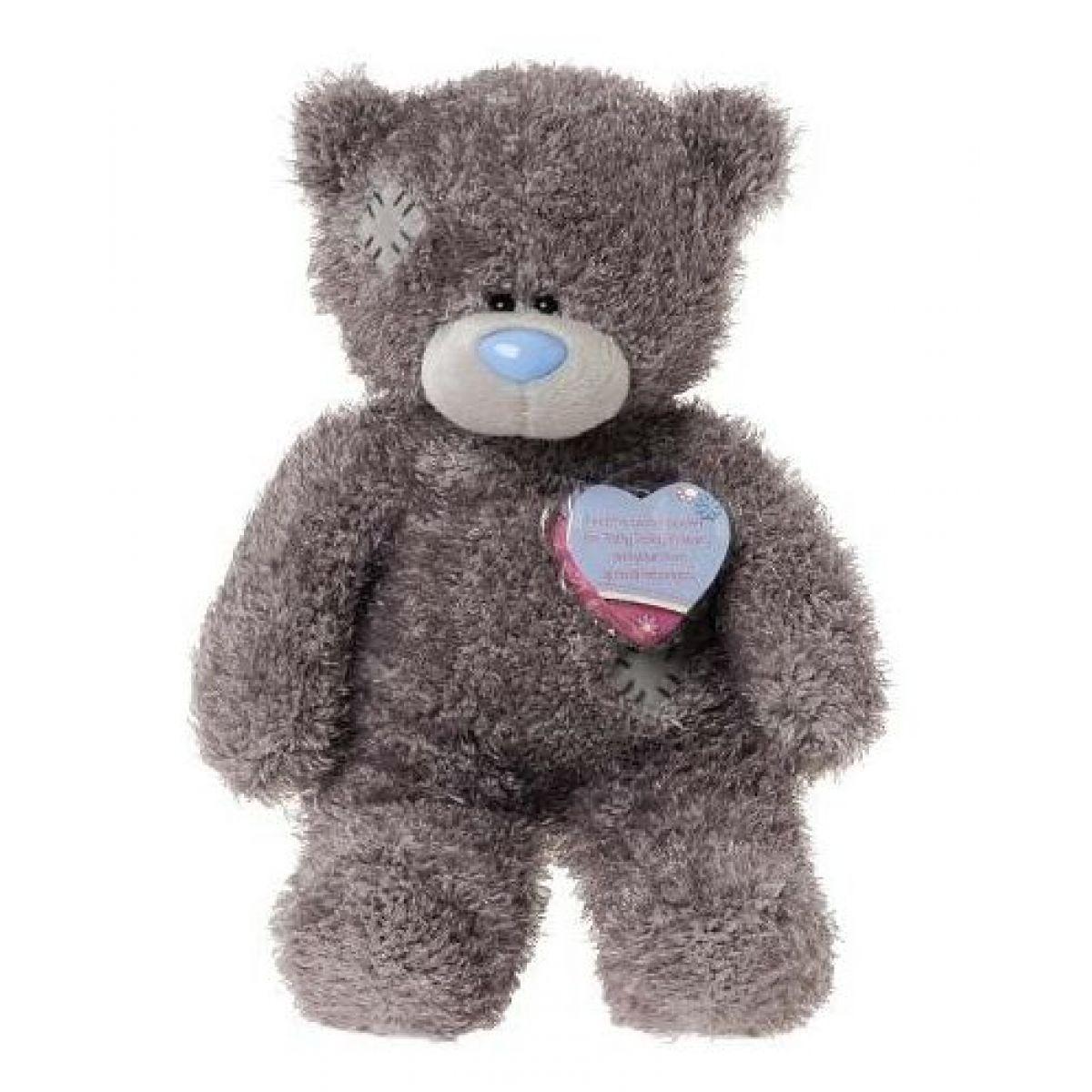 Me to you - TATTY TEDDY Oblékací medvídek 35 cm