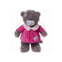Me to you Tatty Teddy Růžový kabátek 2