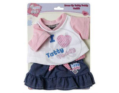 Me to you - TATTY TEDDY Tričko a sukně