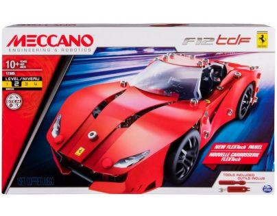 Meccano licenční vozidla Ferrari F12