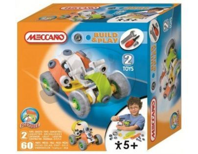 Meccano stavebnice Mini-Mix BP - F