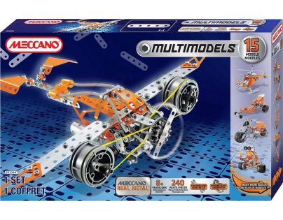 Meccano Multimodels15 240 dílů