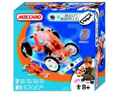 MECCANO Multi Models 2511 - Bugina