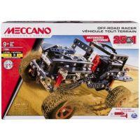 Meccano Off-road 25 modelů s elektrickým motorem