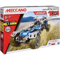 Meccano Rally auto 10 modelů s elektrickým motorem