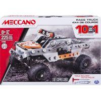 Meccano Stavebnice 10v1 Race Truck 4 x 4