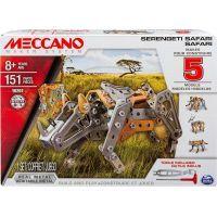 Meccano Stavebnice 5v1 Safari