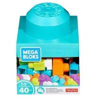 Mega Bloks Kostky delux 40 ks
