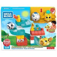 Mega Bloks Peek a Blocks velká honička