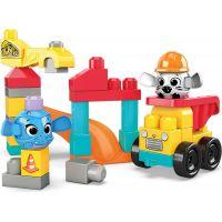 Mega Bloks peek a bloks staveniště herní set