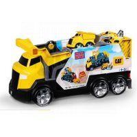 MEGABLOKS 00652 - Constructor s nákladním autem a bagrem CAT 2