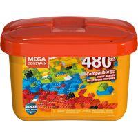 Mega Construx Základný box 480 kociek 2