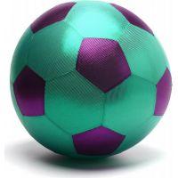 Mac Toys Mega míč textilní lesklý fialovozelený