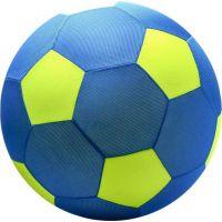 Mega míč textilní modrozelený