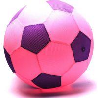 Mac Toys Mega míč textilní růžový