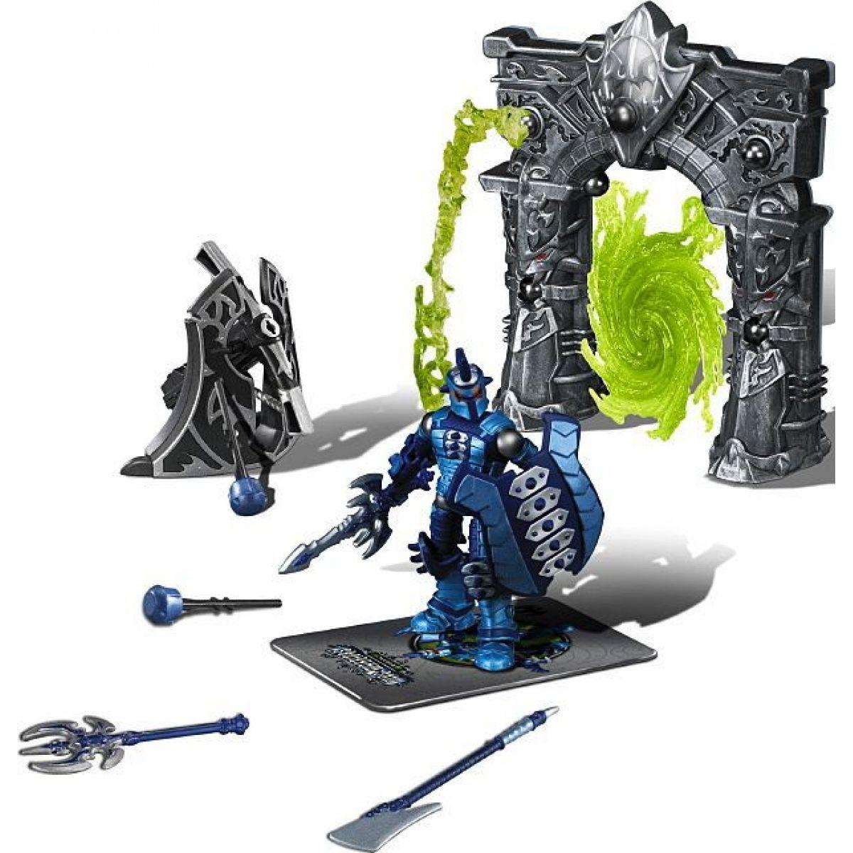 Megabloks Dark Portal s rytířem Warfang