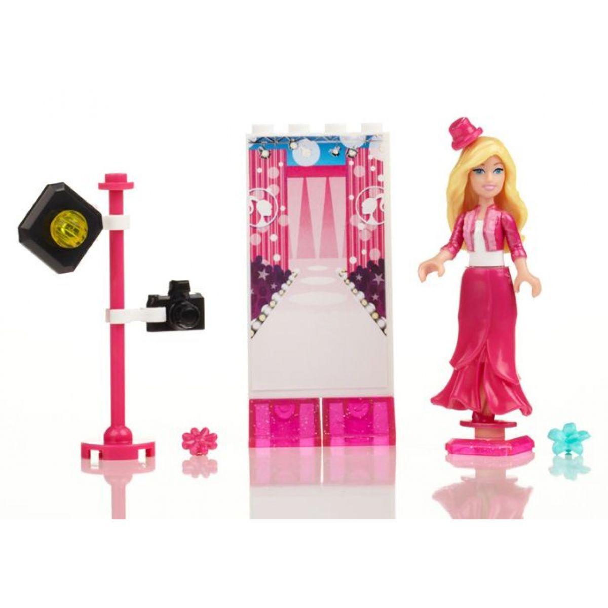 Megabloks Barbie figurky