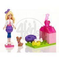 Megabloks Barbie figurky 4
