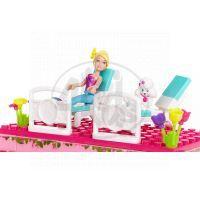 MEGABLOKS Micro 80223U - Barbie na cestách ve svém autě 3