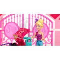 MEGABLOKS Micro 80223U - Barbie na cestách ve svém autě 4