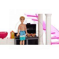 MEGABLOKS Micro 80228U - Barbie na party u bazénu 4