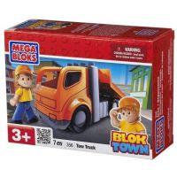 Megabloks Blok Town Odtahové auto