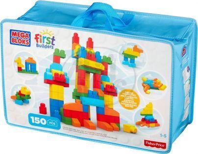 Megabloks First Builders Deluxe Building bag 150 dílků