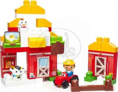 MegaBloks First Builders Farma
