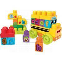 Megabloks First Builders školní ABC 44 dílků 5