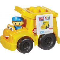 Megabloks First Builders školní autobus Sonny