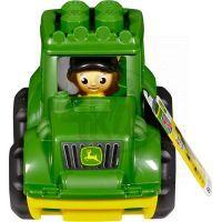 Megabloks John Deere traktor 2