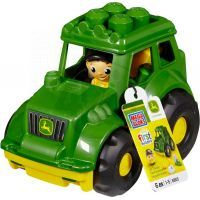 Megabloks John Deere traktor 3