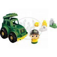 Megabloks John Deere traktor 4