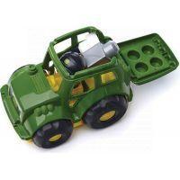 Megabloks John Deere traktor 5