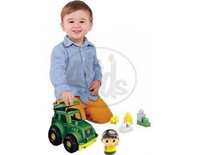 Megabloks John Deere traktor