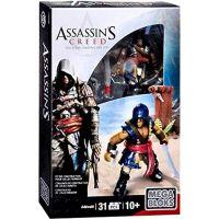 Megabloks Micro Assassin's Creed hrdina - Adewale 2