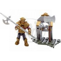 Megabloks Micro Assassin's Creed hrdina - Heavy Borgia Soldier