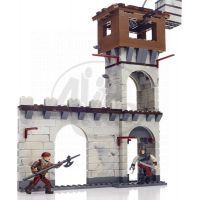 Megabloks Micro Assassin's Creed útok na pevnost 2