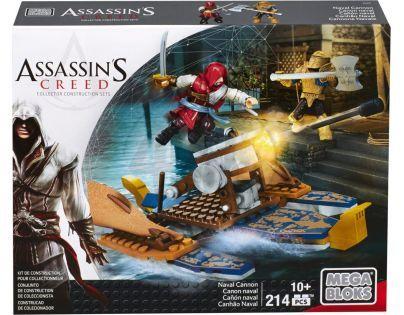 Megabloks Micro Assassin's Creed válečná loď