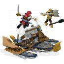 Megabloks Micro Assassin's Creed válečná loď 2