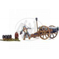 Megabloks Assassin's Creed válečný stroj - Cannon Strike 2