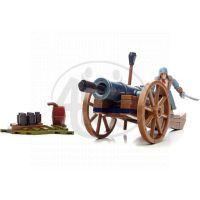 Megabloks Assassin's Creed válečný stroj - Cannon Strike 3