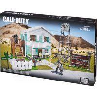 Megabloks Micro Call of Duty městečko Nuketown